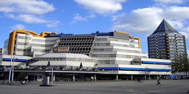 Centrale Bibliotheek Rotterdam Missyvy